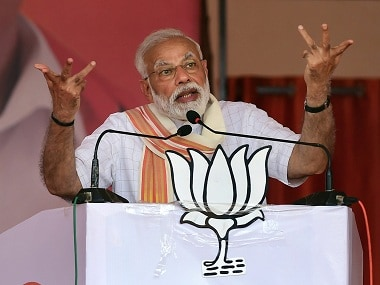 Narendra Modi in Goa; Lok Sabha Election 2019 updates: Congress only knows how to empty govt treasury or run it by remote control, says PM