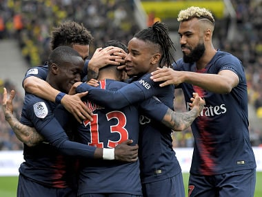 Ligue 1: Paris Saint-Germain hoping to finally secure title at fourth time of asking against Cesc Fabregas-less AS Monaco