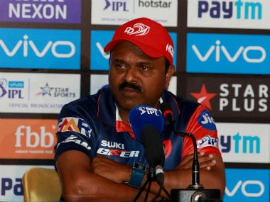 IPL 2019, DC vs MI: Middle overs cost Delhi Capitals the game, says batting coach Praveen Amre