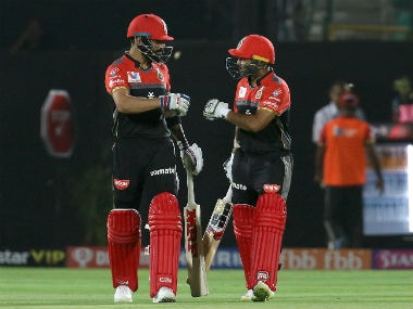 RCB are suffering from a collective batting failure, and none of their big guns have really fired in IPL 2019 so far, Sportzpics