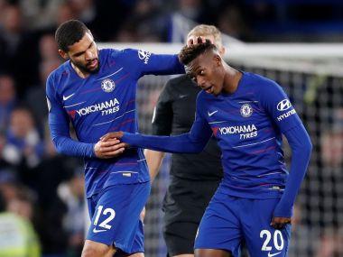 Premier League: Maurizio Sarri hails Chelsea young guns Ruben Loftus-Cheek, Callum Hudson-Odoi after Brighton win
