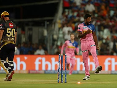 IPL 2019, KKR vs RR: Rajasthan Royals pacer Varun Aaron credits county stint for his improvement as bowler