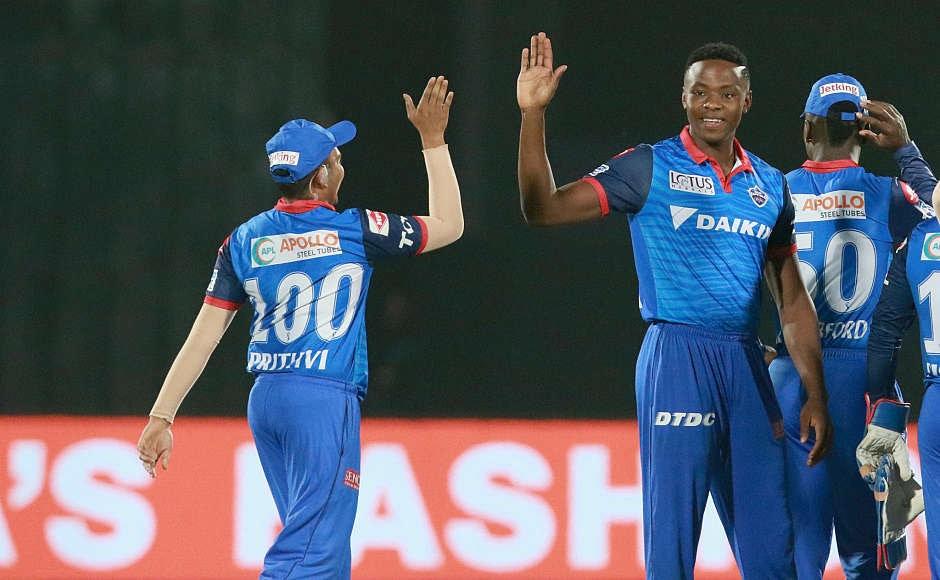 Shikhar Dhawan, Rishabh Pant shine in Delhi's successful run-chase against Rajasthan Royals