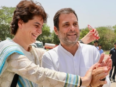 People of India have seen Rahul Gandhi being born and growing up here: Priyanka Gandhi Vadra on citizenship row