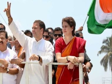 Who's in charge of Congress? For the first time, questions on whether Gandhis will continue to lead party arise