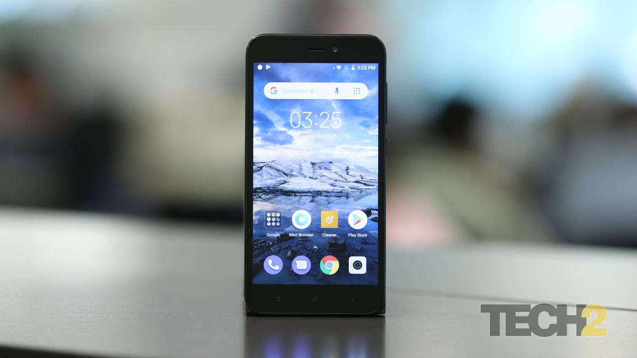 Xiaomi Redmi Go review: The best feature phone alternative