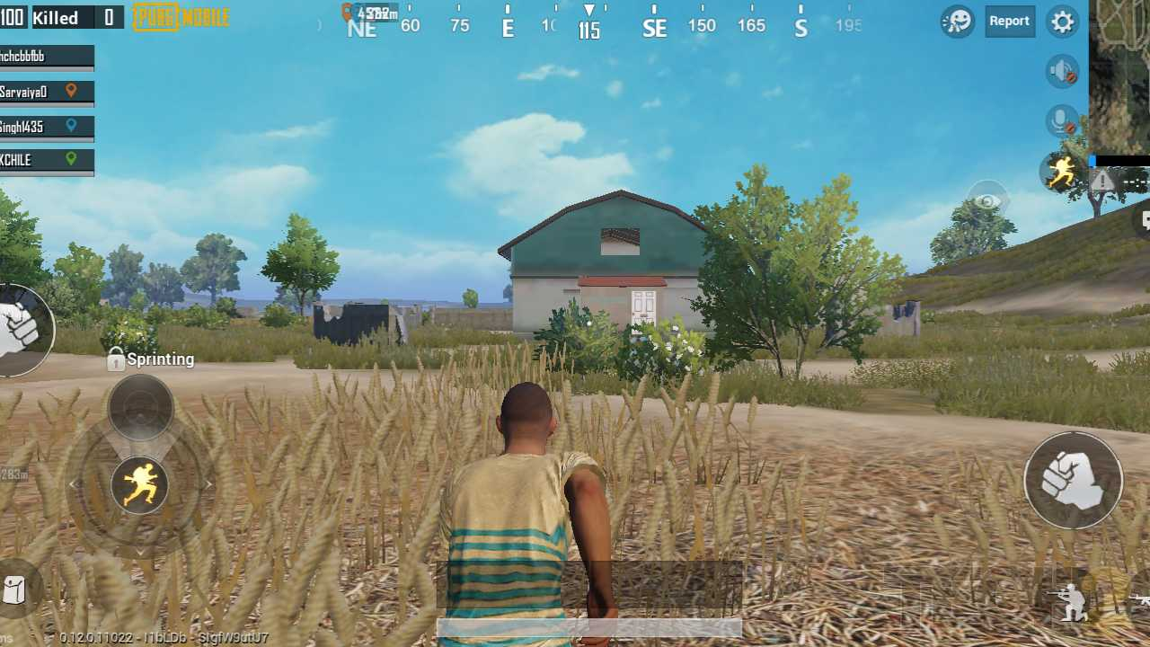 PUBG Mobile only ran on low graphics settings