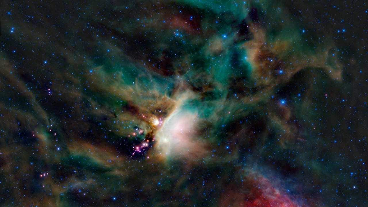 First high-res images of star-forming cluster in Milky Way captured by astronomers