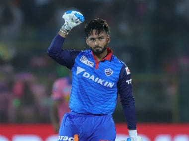 IPL 2019: Delhi Capitals coach Ricky Ponting says backing talented players like Rishabh Pant has worked in team's favour