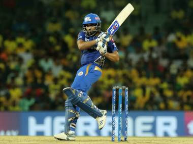 MI captain Rohit Sharma was declared man of the math for his knock of 67 against CSK. Sportzpics