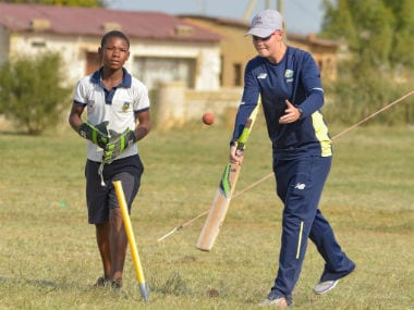 South Africa Women's World Cup cricketer Elriesa Theunissen-Fourie and her child killed in car crash