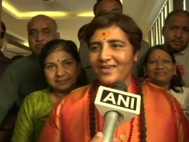 Lok Sabha polls: BJPs choice of Sadhvi Pragya to contest from Bhopal indicates partys polarising strategy in crucial seat
