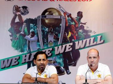 ICC Cricket World Cup 2019: Sarfraz Ahmed says underdogs tag will ease pressure on Pakistan at showpiece event