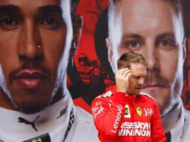 British Grand Prix: Ferrari's Sebastian Vettel admits he has no idea why he struggled for pace in qualifying