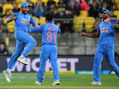 India World Cup Squad 2019: Vijay Shankar, Dinesh Karthik included; Ambati Rayudu, Rishabh Pant miss out as selectors announce team