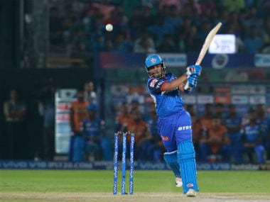 IPL 2019, RR vs DC: Prithvi Shaw credits Ricky Ponting, Sourav Ganguly, Mohammad Kaif as Delhi Capitals top points table