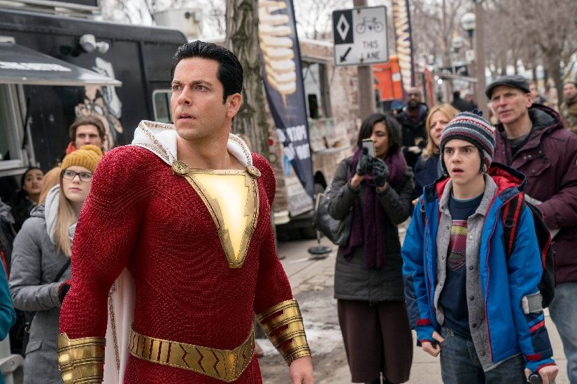 Shazam! earns  mn over weekend in North America; film may be a game-changer for DC Extended Universe