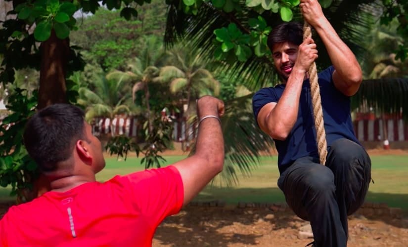 Sidharth Malhotra preps for Vikram Batra biopic (2)-min