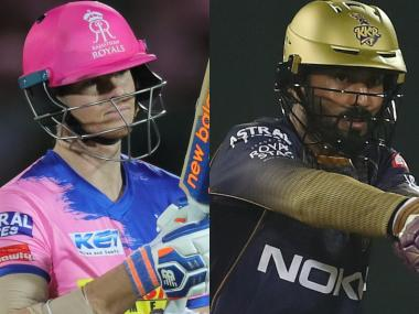 IPL 2019 LIVE SCORE, KKR vs RR Match at Eden Gardens: Parag, Archer keep Royals in the hunt