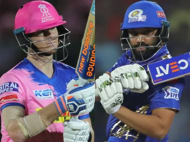 IPL 2019 LIVE SCORE, RR vs MI Match at Sawai Mansingh Stadium: Rahane opens innings alongside Samson