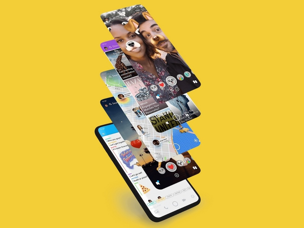 Snap finally releases a new and faster version of Snapchat for Android users