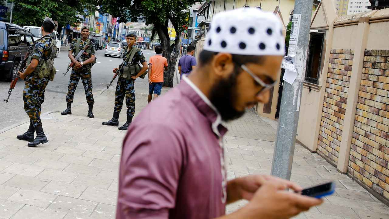 Sri Lanka lifts ban on social media imposed after Easter Sunday bombings- Technology News, Firstpost