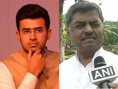 Bangalore South's 'caste composition favourable', says BJPs Tejasvi Surya; Congress' BK Hariprasad banks on JD(S) strongholds