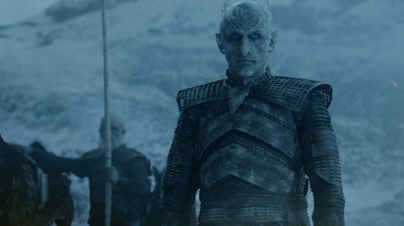 The Night King in Game of Thrones, HBO
