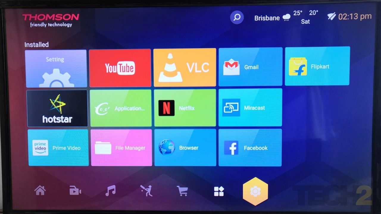 Thomson UD9 (40TH1000) 40-inch 4K Smart TV Review: Great