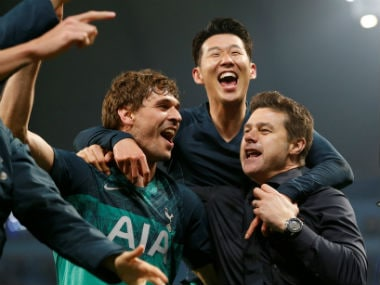 Champions League: Tottenham expose Manchester Citys defensive foibles with supreme opportunism in seven-goal thriller