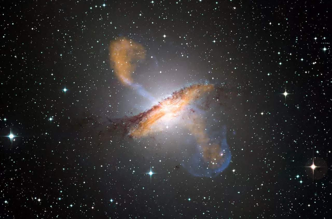 Monster black hole 700 mn light-years away sets record for the largest one found to date