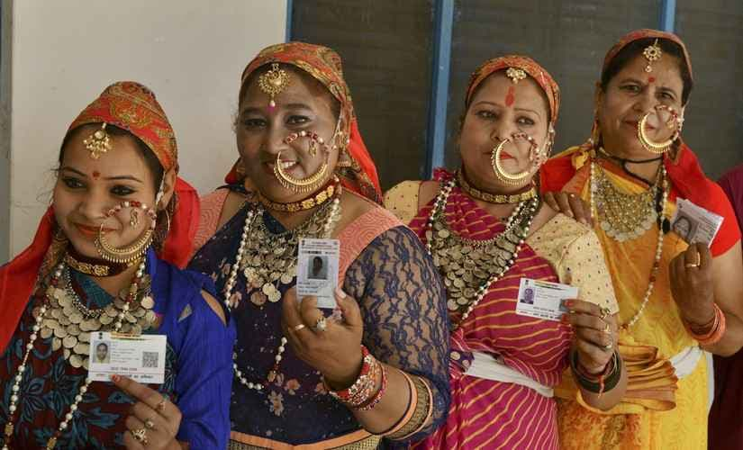 Polling concludes for five Lok Sabha seats in Uttarakhand; hilly state records 57.55% turnout amid several high-profile contests