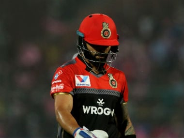 Virat Kohli's RCB is the only team that is yet to win a match in IPL 2019 so far. Sportzpics