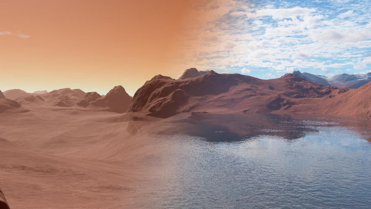Mars may still have an active groundwater system below the surface, says study