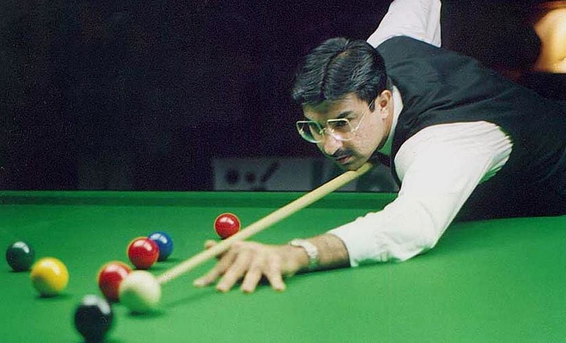 Down memory lane: How Yasin Merchant became Indias first snooker professional... only to settle a vendetta