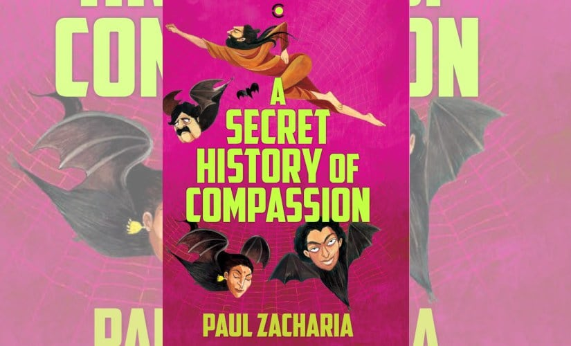 The cover of A Secret History of Compassion