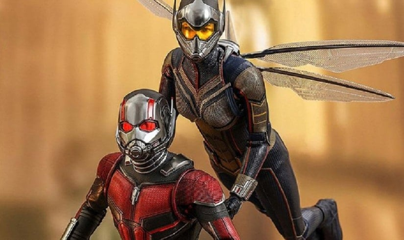 Ant Man and the Wasp. Marvel Studios