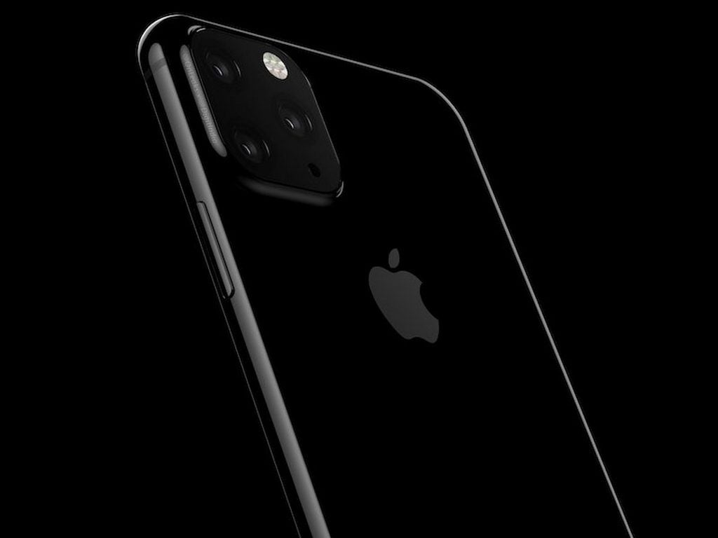 Next-gen iPhone design reportedly revealed in new video showing triple cameras