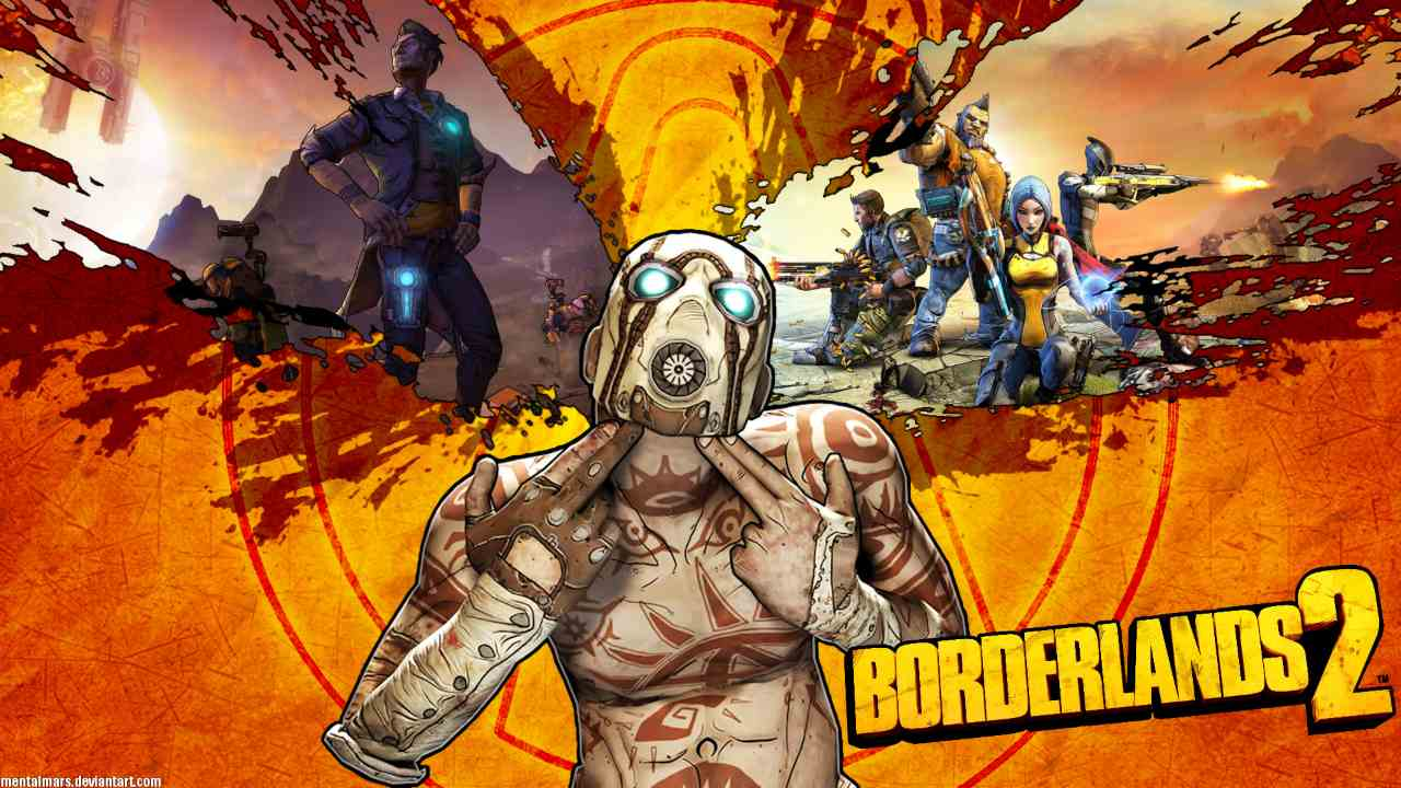 Borderlands 2 will be the first game to use Steams anti-review-bombing tool
