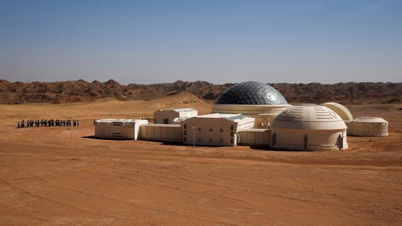 Mars simulation base in Chinas Gobi desert is finally opening to the public