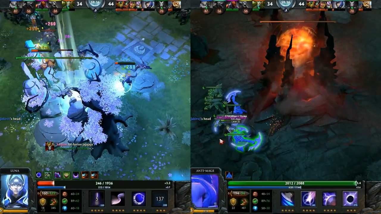 Lav matchmaking Pool DotA 2