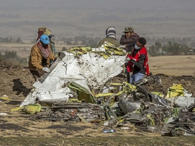 Gone in 6 minutes: Ethiopian Airlines pilots struggled with Boeings anti-stall system from first minute after takeoff, says initial report