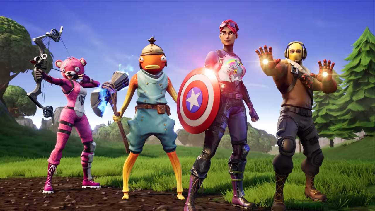 Flipboard: Fortnite And The Avengers Meet Again For Epic