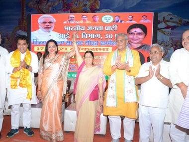 Lok Sabha polls: Mathuras religious links with Gujarat, accentuated by Modis popularity, will help Hema Malini