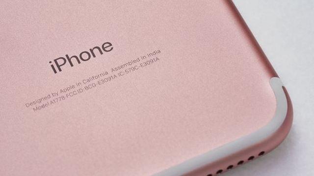 Apple starts assembling iPhone 7 smartphones in India
