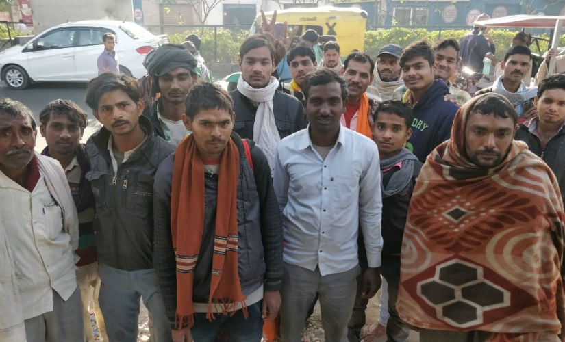 Unemployment in Jaipur's real estate sector has risen. Image courtesy: 101Reporters