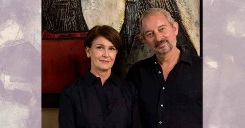 In Modern Indian Painting, collectors Jane and Kito de Boer chronicle their encounters with art