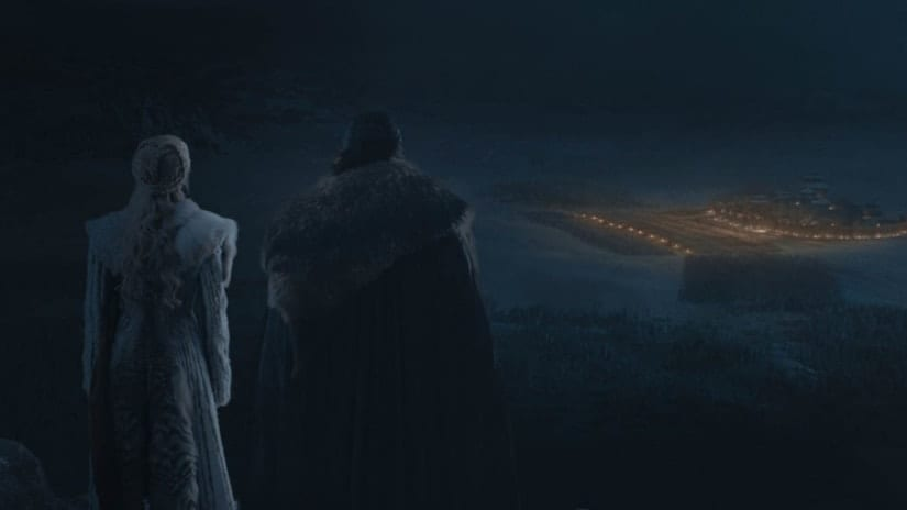 Game of Thrones season 8: New stills from episode 3 tease impending battle with Army of the Dead