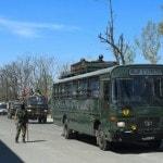 Jammu-Srinagar highway restrictions partially relaxed; civilian traffic from Srinagar to Baramulla to be blocked only on Sundays