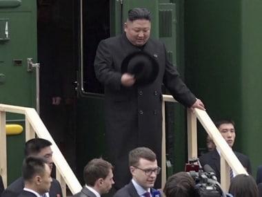 Kim Jong-un arrives in Russia ahead of summit with Vladimir Putin; North Korean leader to discuss Korean Peninsula, bilateral ties tomorrow